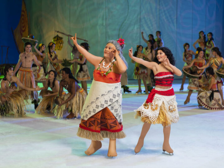 What Surprised Me About Disney On Ice: Dare to Dream