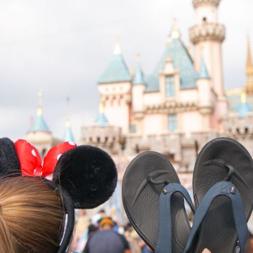 Wiivv Custom Sandals: the Best Shoes for Walking Around Disneyland