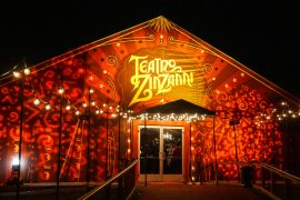 Photo of Teatro ZinZanni in Woodinville, WA near Seattle #teatrozinzanni #dinnertheater #seattle