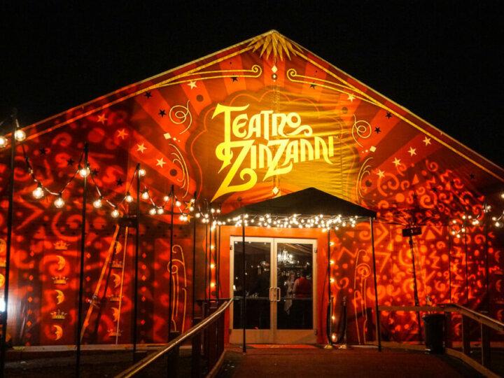 Teatro ZinZanni Dinner Theater Near Seattle