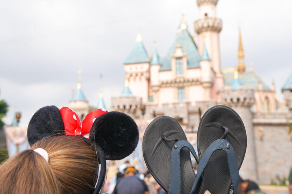 b00cb9afe4fc Wiivv Custom Sandals  the Best Shoes for Walking Around Disneyland