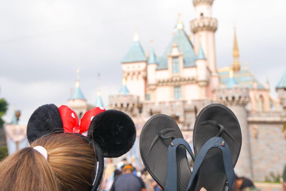 The Best Shoes to Walk Around Disneyland | Marcie in Mommyland