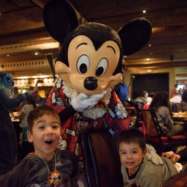 Will your Family Love the `Ohana Character Breakfast at the Polynesian Village Resort?