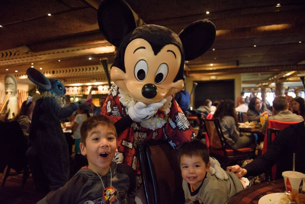 75266d7a Will your Family Love the `Ohana Character Breakfast at the Polynesian  Village Resort?