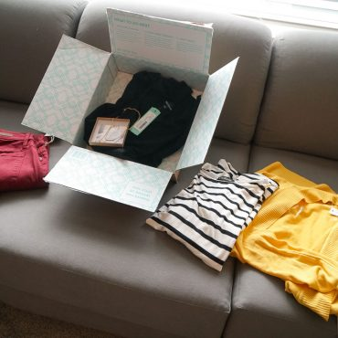 My Genuine Stitch Fix Review as a Busy Mom