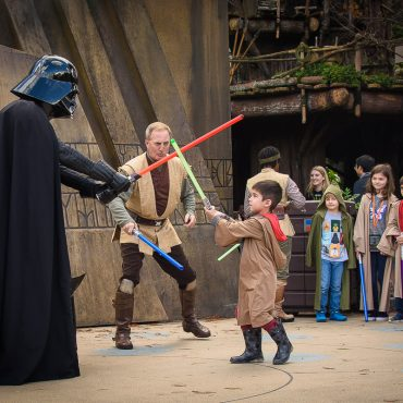 The Ultimate Jedi Training Academy Experience at Disney's Hollywood Studios