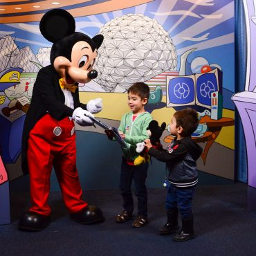 Planning Your Day at Epcot with Kids