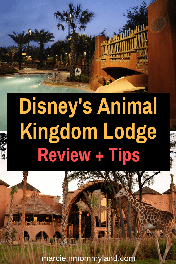 Looking for a unique Walt Disney World Resort? Kidani Village at Disney's Animal Kingdom Lodge is right on the Savannah where you can see giraffes and zebras! Click to read more or pin to save for later. www.marcieinmommyland.com #waltdisneyworld #disneyworld #kidanivillage #animalkingdomlodge #animalkingdom