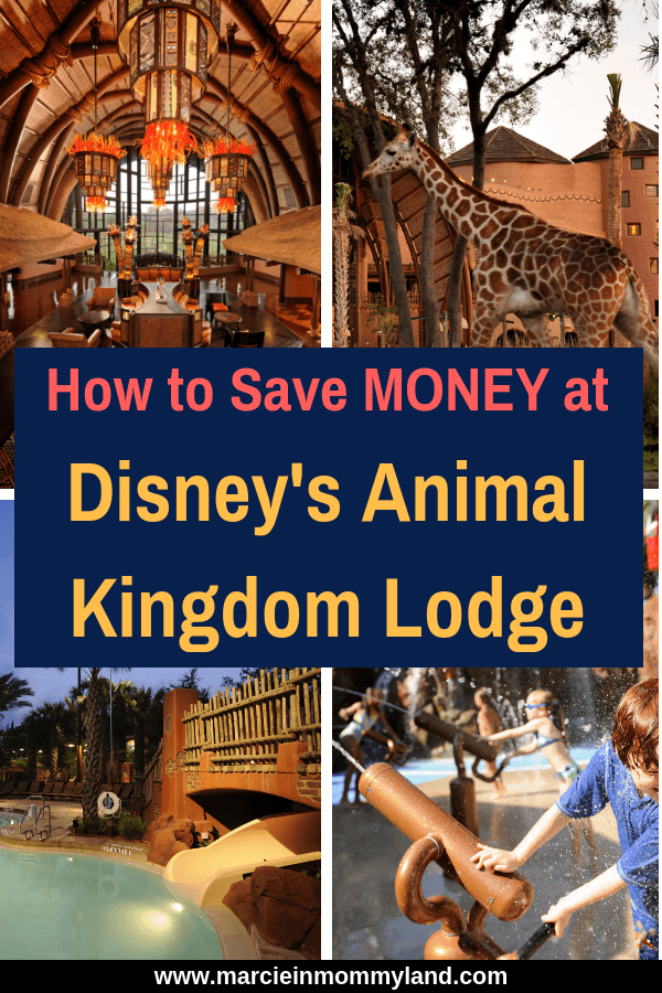 Looking to save money at Disney's Animal Kingdom Lodge at Walt Disney World? See how renting Disney Vacation Club points can save you money and make Kidani Village budget-friendly. Click to read more or pin to save for later. www.marcieinmommyland.com #waltdisneyworld #disneyworld #kidanivillage #Disneytips #disneysanimalkingdomlodge #animalkingdom #animalkingdomlodge