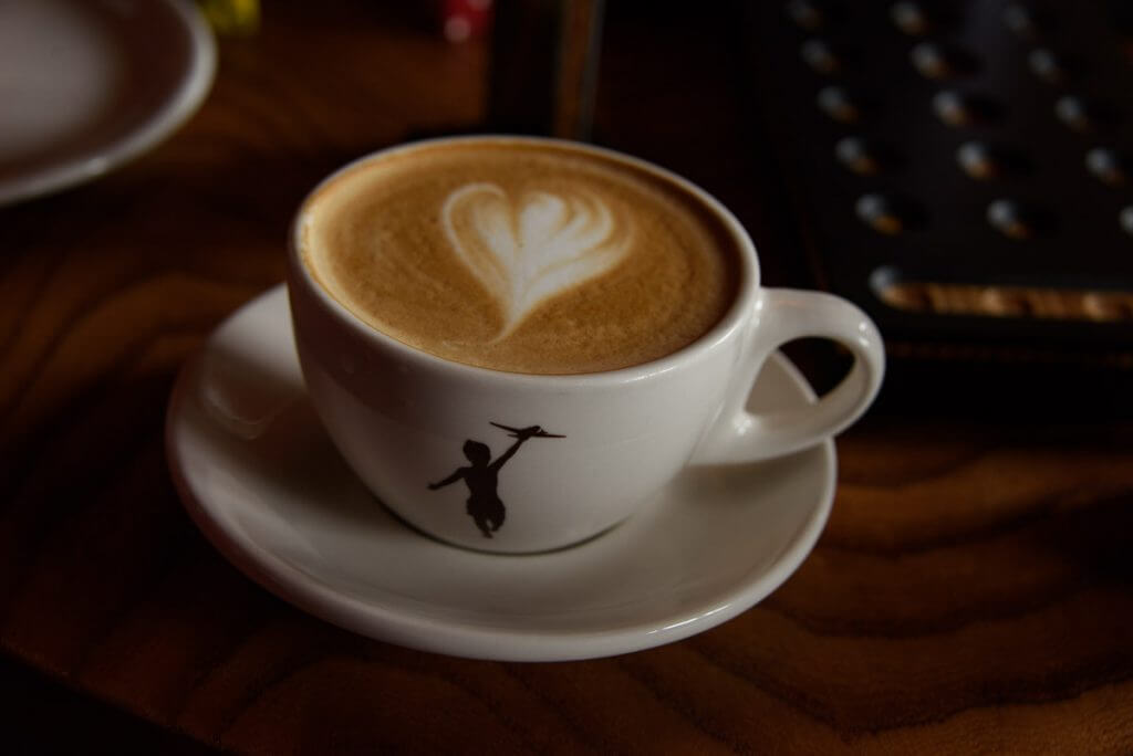 If you are looking for a romantic coffee shop in Seattle, look no further than Storyville Coffee in Pike Place Market. #storyville #pikeplacemarket #seattle