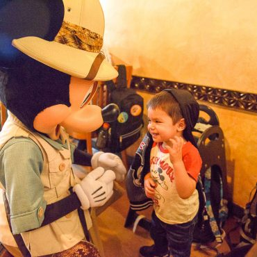 Tusker House Character Breakfast Review: Dining at Disney's Animal Kingdom