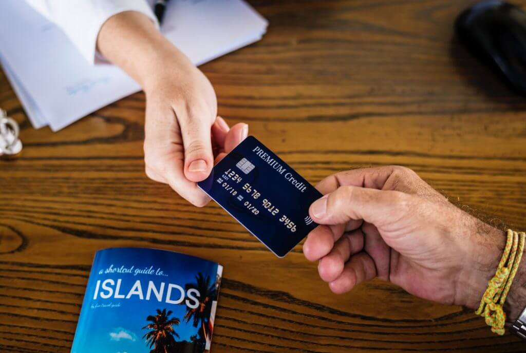 A chip and pin credit card is the easiest way to make purchases in New Zealand.