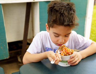 The Tasting Kauai food tour is kid friendly and it's a fun thing to do on Kauai for families of all ages and abilities, featured by top US travel blogger, Marcie in Mommyland