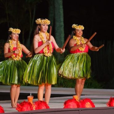 Smith Family Garden Luau: The Best Luau on Kauai for Kids
