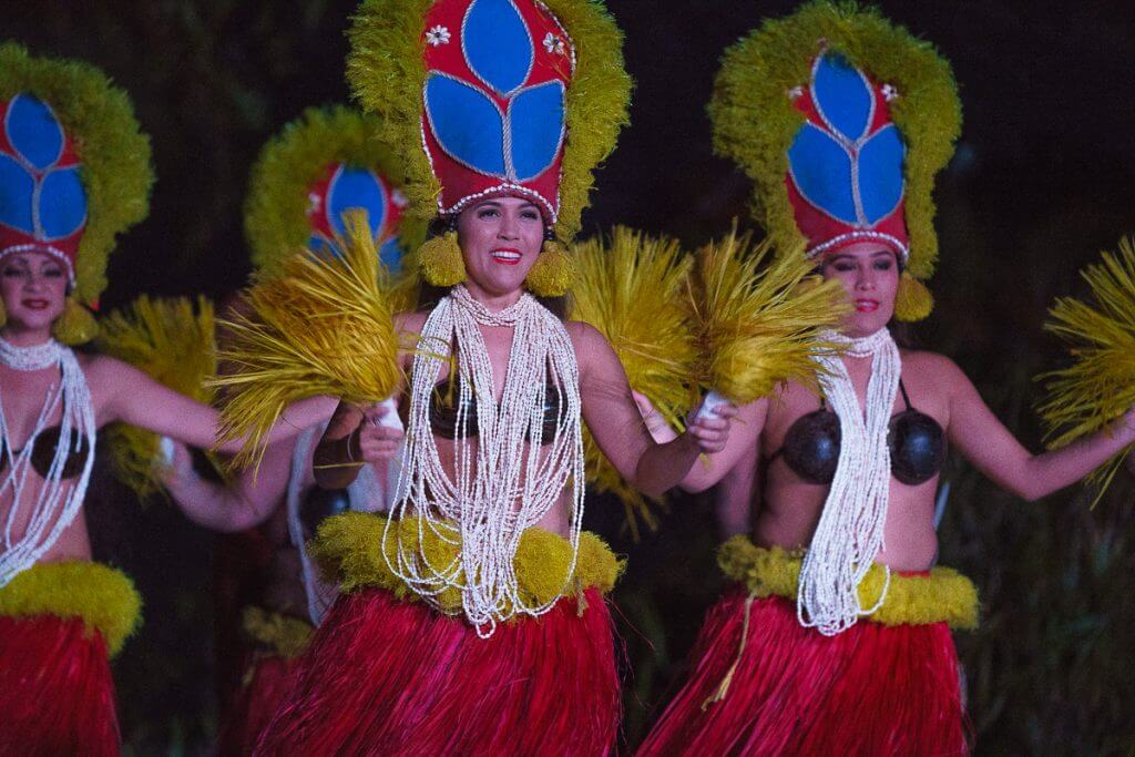 If you like Tahitian dancing, you won't want to miss the Smith Garden Luau, one of the best Kauai luaus.