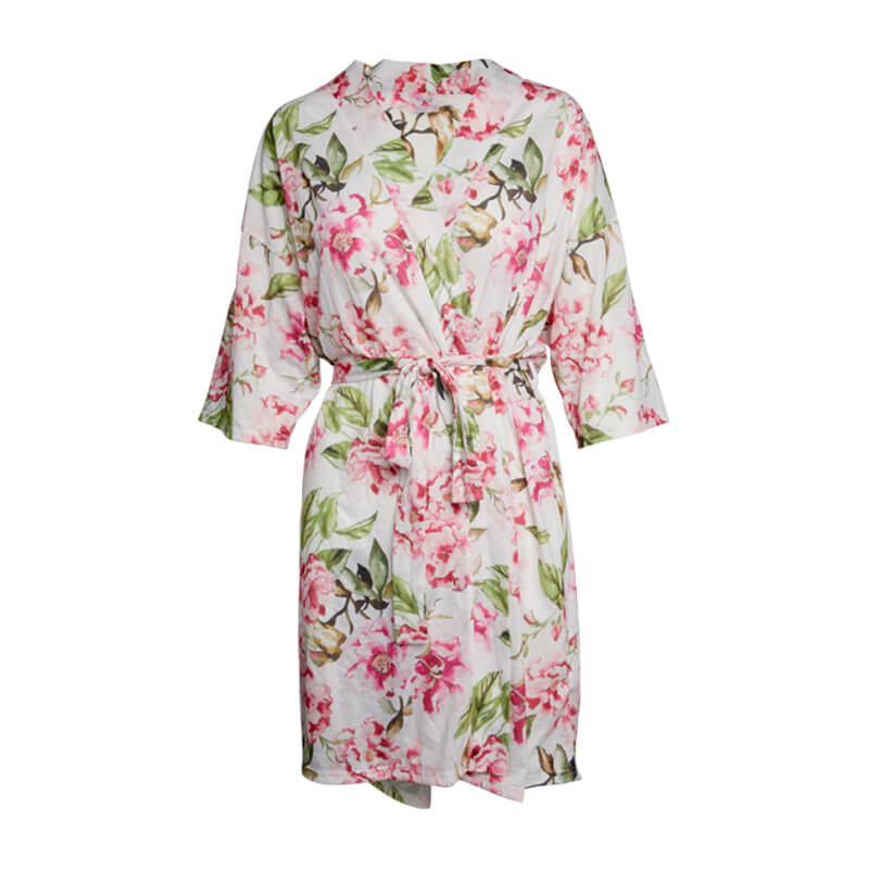 This Show Me Your Mumu Brie Robe was the first thing I saw in my FabFitFun unboxing.