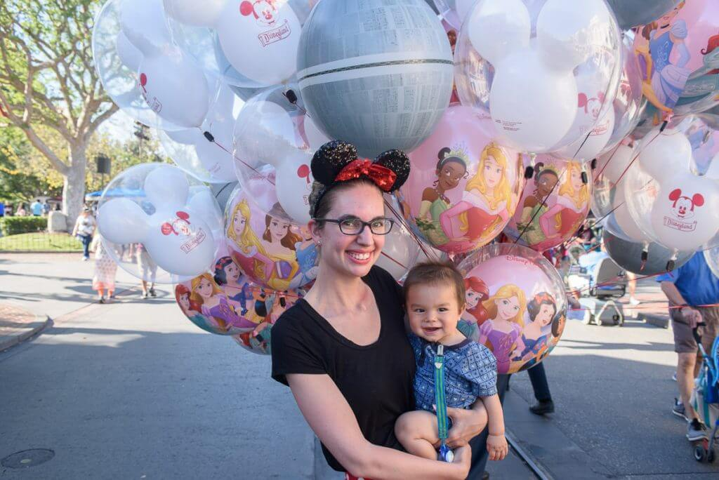 20 Essential Tips on How to Save Money at Disneyland featured by top US Disney blogger, Marcie and the Mouse: How to save money at Disneyland with kids? Babies and kids under 3 years old are free at Disneyland Resort in California.