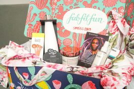 FabFitFun Review and Unboxing for Spring 2019 featured by top US lifestyle blogger, Marcie in Mommyland