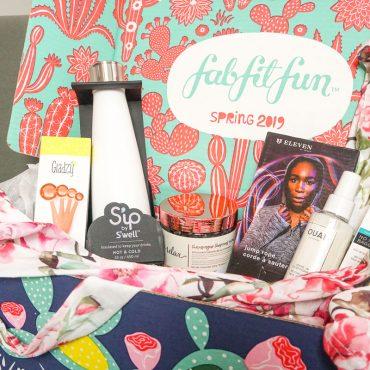 FabFitFun Review Spring 2019