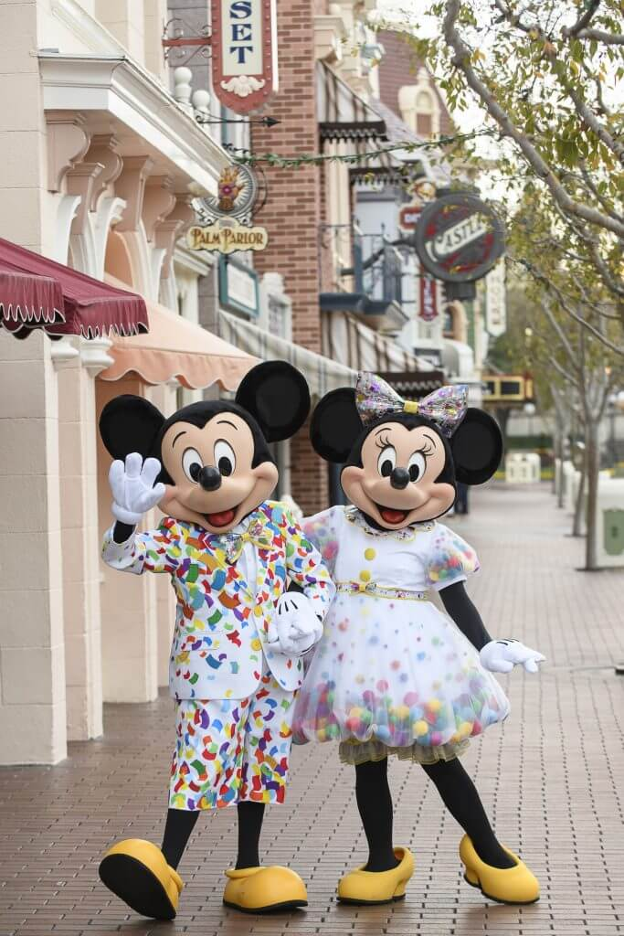 In 2019, join the Get Your Ears On - A Mickey and Minnie Celebration at Disneyland Resort.