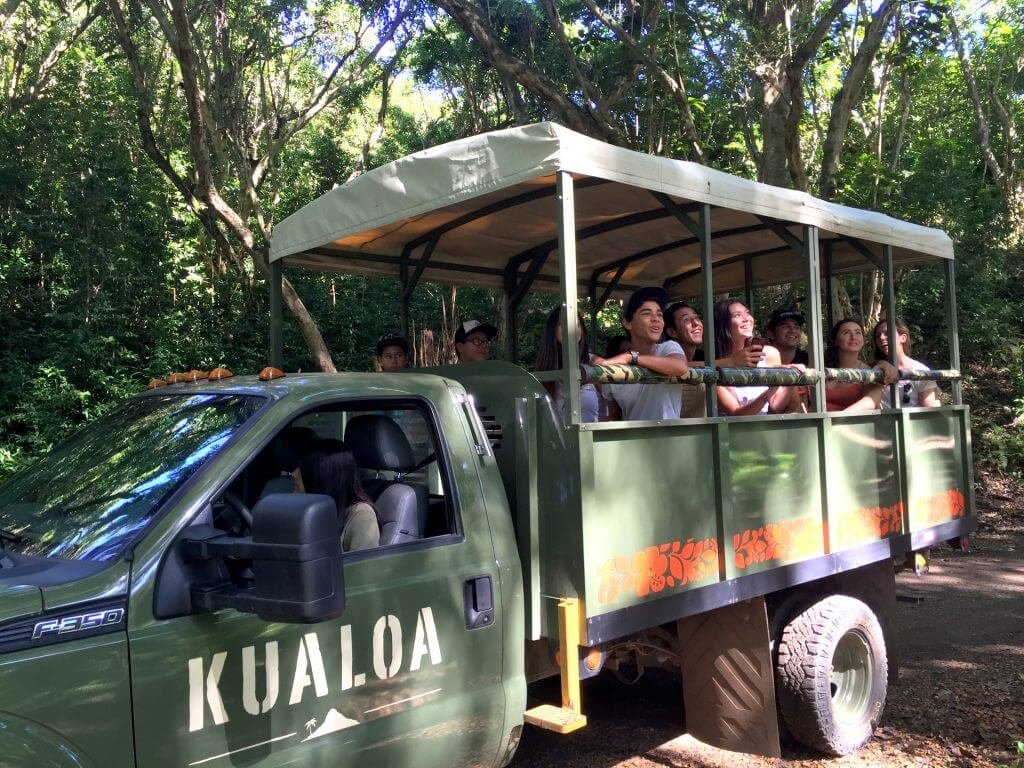 Kualoa Ranch is home to many Oahu family activities and adventures.