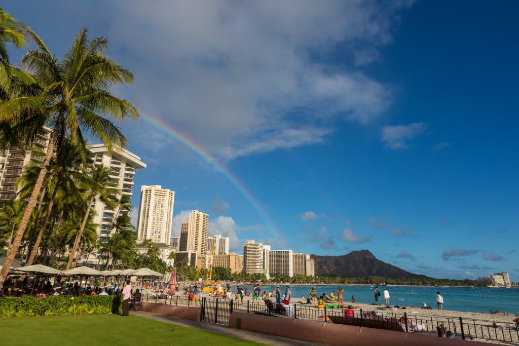Join a Waikiki walking tour as one of your Oahu family activities.