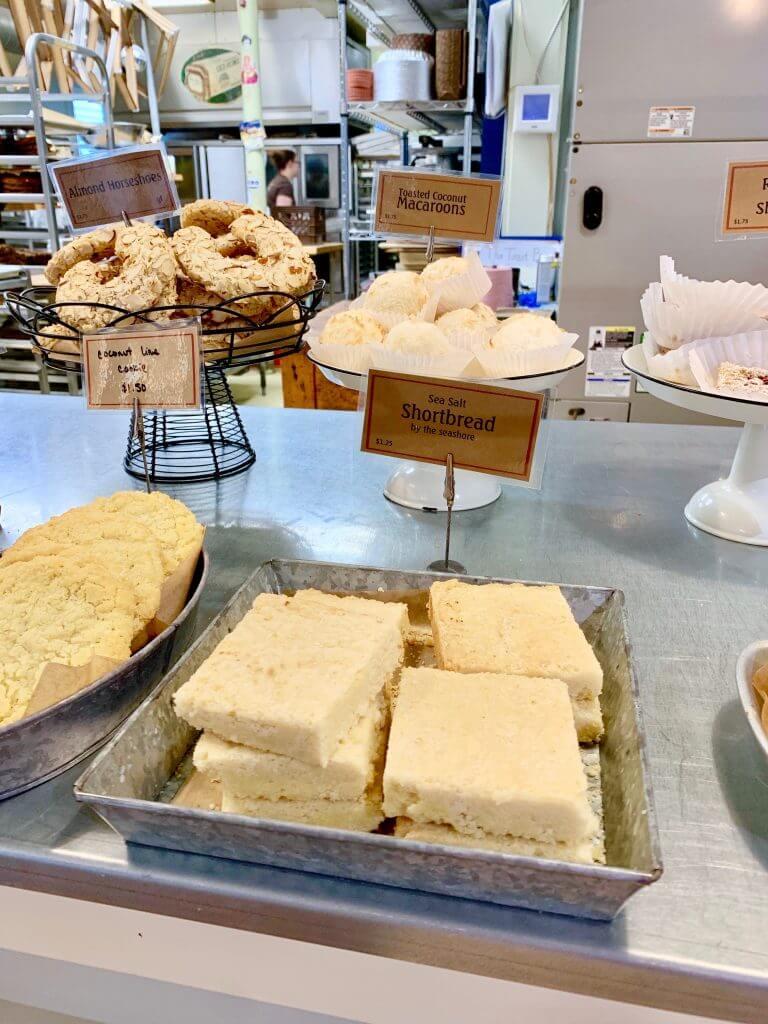 Scratch Baking Co is a popular bakery in Portland, Maine.