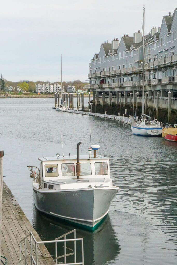 If you're looking for a unique Portland Maine cruise, try this Lucky Catch cruise on a real lobster boat.