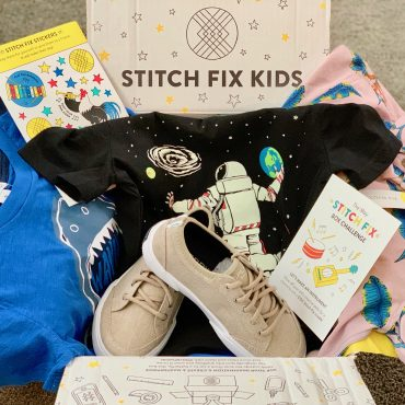 5-Year-Old's Stitch Fix Kids Review & Unboxing: His Honest Review & Thoughts
