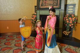 Disney's Princess Breakfast: a complete review featured by top US Disney blogger, Marcie in Mommyland Adventures is the new Disneyland princess breakfast at the Grand Californian Hotel & Spa