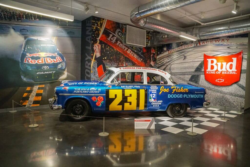 Learn all about the story of NASCAR at LeMay America's Car Museum in Tacoma, WA