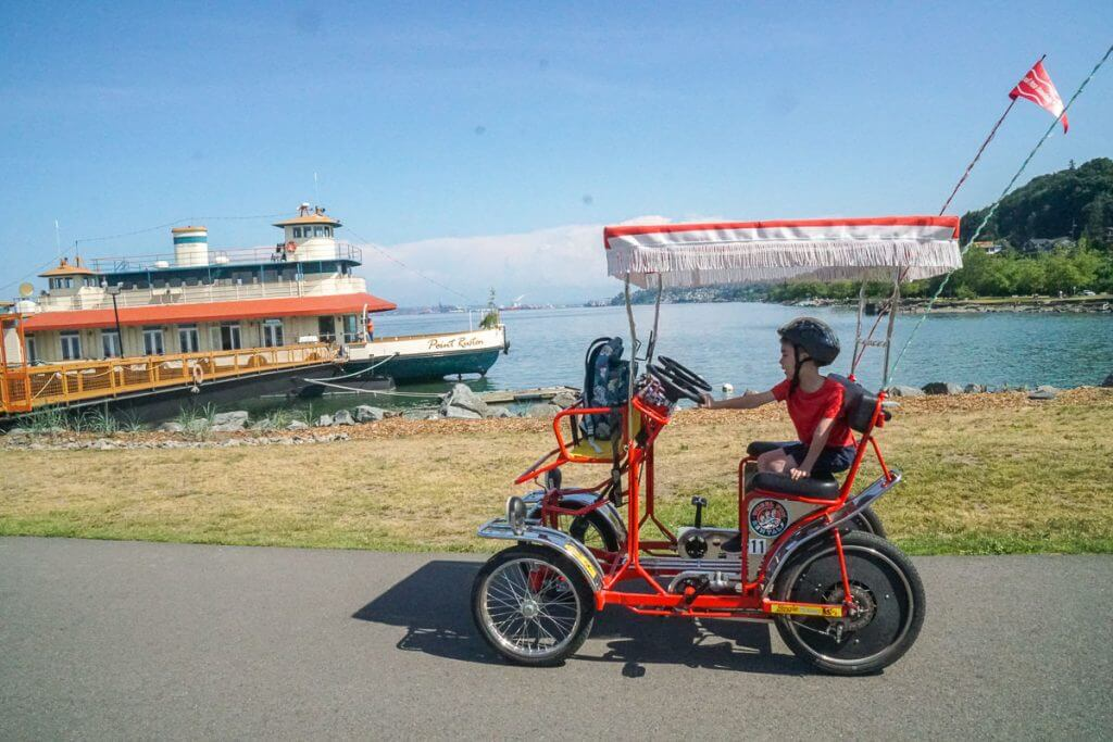 Family Fun: Top 10 Things to Do with Kids in Tacoma, WA this Summer featured by top US travel blogger, Marcie in Mommyland | weekend getaways washington