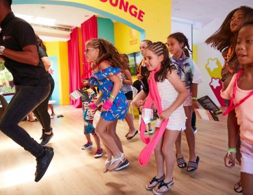 KIDZ BOP Experience at the Hard Rock Hotel in Riviera Maya Mexico featured by top US travel blogger, Marcie in Mommyland: The new KIDZ BOP Experience at the Hard Rock Hotel Riviera Maya will delight kids of all ages