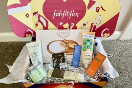 FabFitFun Fall Review and Unboxing featured by top US life and style blogger, Marcie in Mommyland
