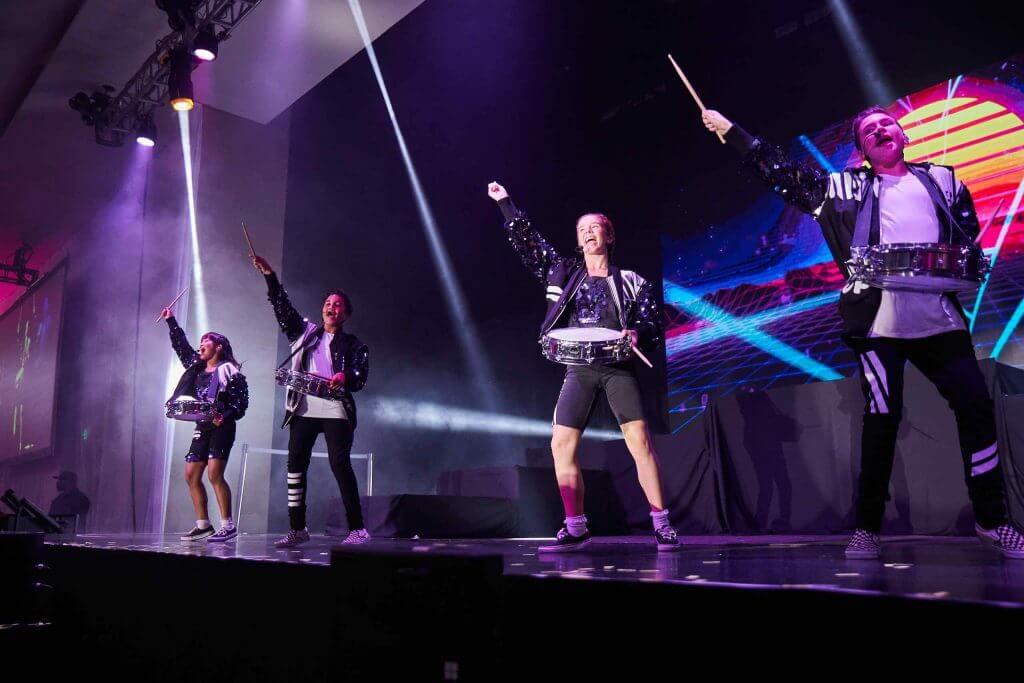 The KIDZ BOP kids rocked the Hard Rock Hotel Riviera Maya as part of their KIDZ BOP World Tour