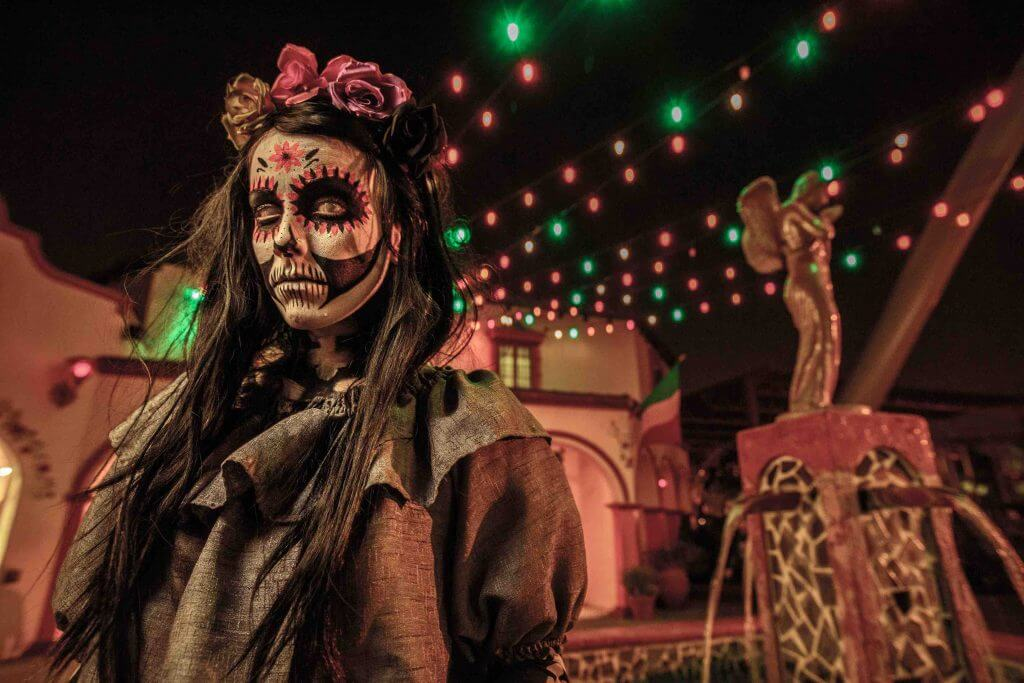 Knott's Berry Farm goes all out for Halloween and transforms into Knott's Scary Farm, geared for older kids, teens and adults