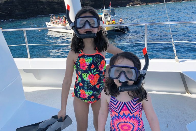 3 Day Maui Itinerary with Kids featured by top family travel blog Marcie in Mommyland: Heading to Maui with kids? Check out this 3 day Maui itinerary for families.