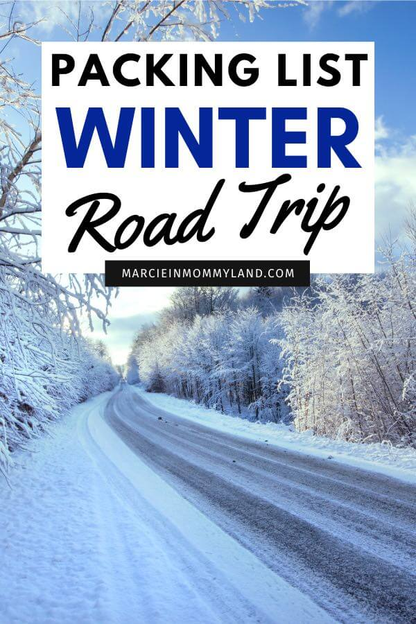 Holiday Road Trip packing list featured by top US travel blogger, Marcie in Mommyland
