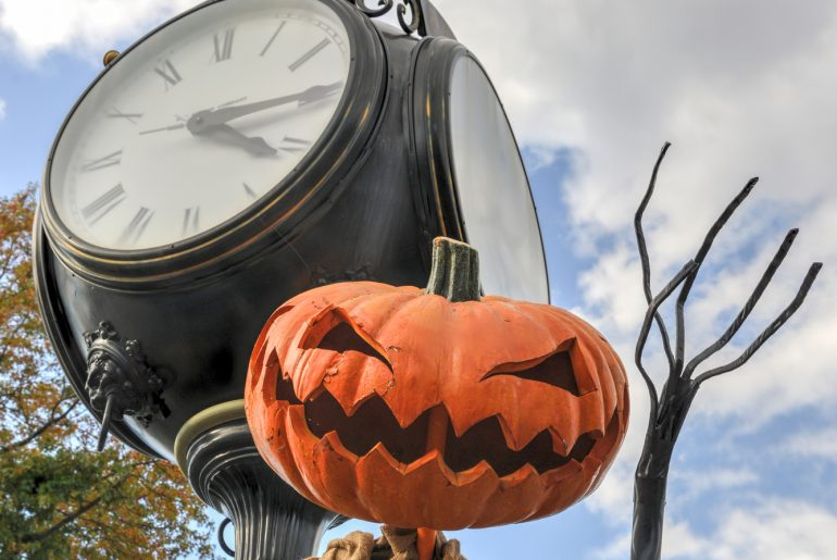 Best Halloween Vacations and Getaways for Families featured by top US family travel blogger, Marcie in Mommyland: Sleepy Hollow is a popular Halloween vacation destination in the United States.