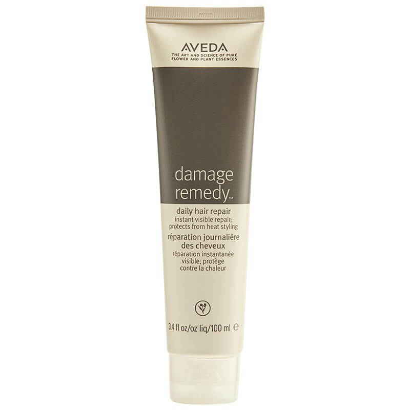 Protect your hair with the Aveda damage remedy hair repair solution