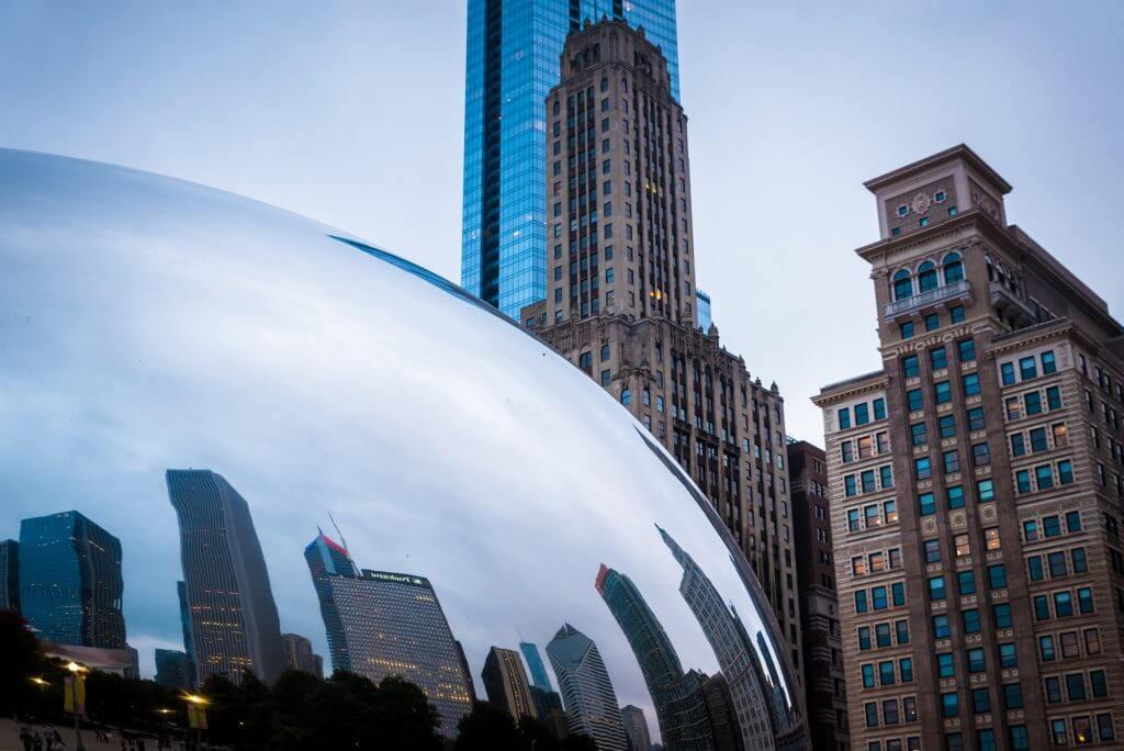 Chicago is a budget-friendly fall getaway destination.