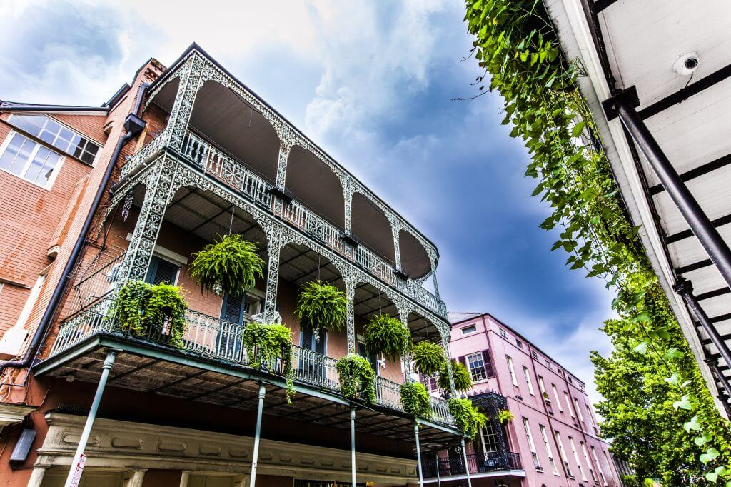 For a budget-friendly fall getaway, head to New Orleans.