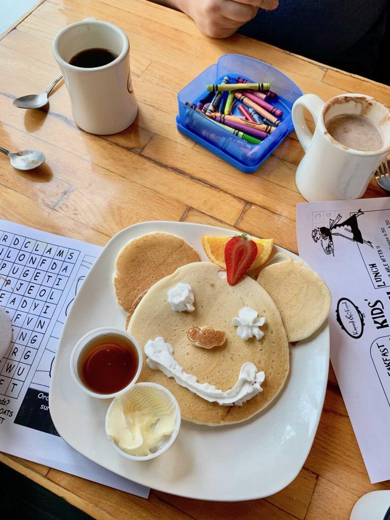 Knead and Feed is a kid-friendly place to eat on Whidbey Island.