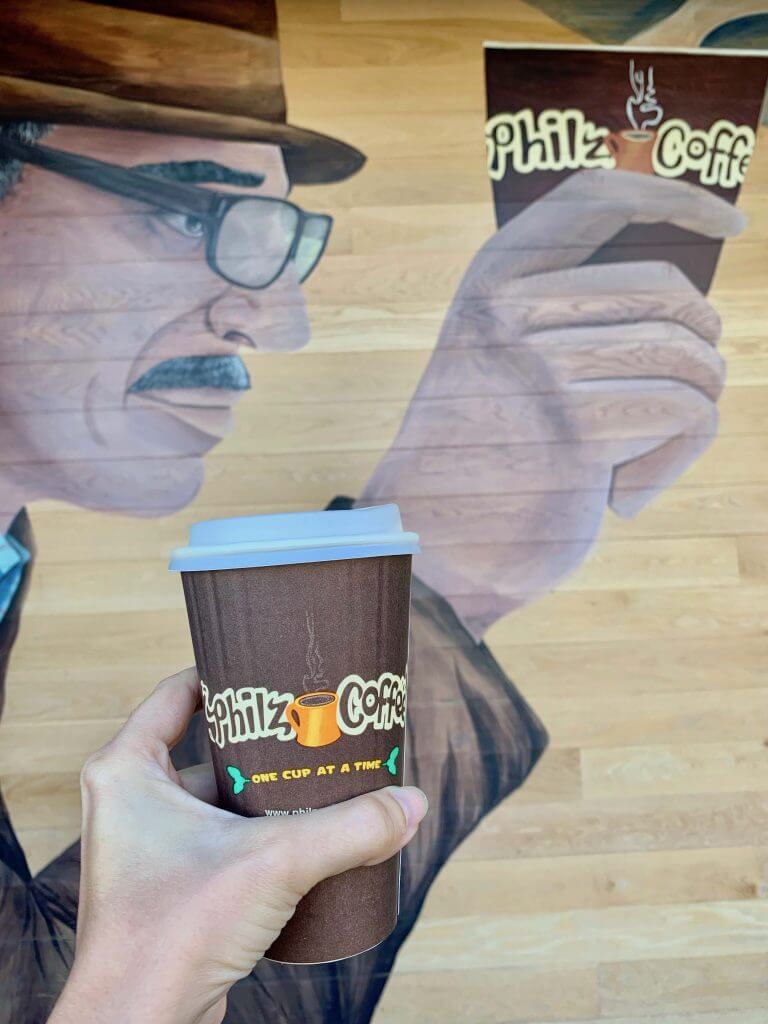 Philz Coffee is one of the best coffee shops in Costa Mesa, CA