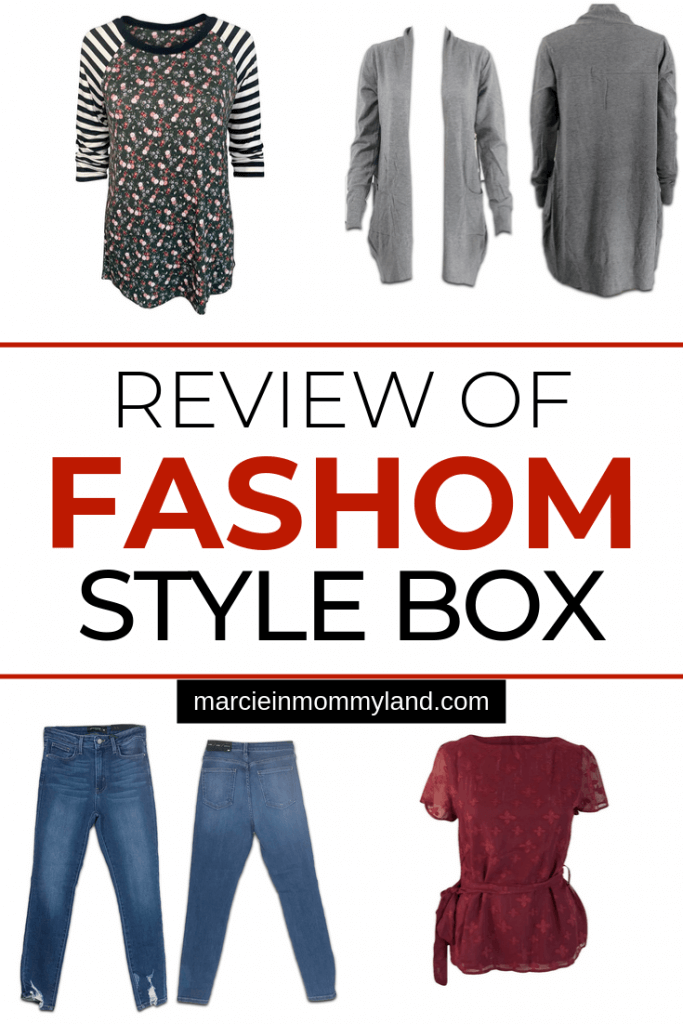 Find out what I thought about my first FASHOM style box in my FASHOM review and unboxing post