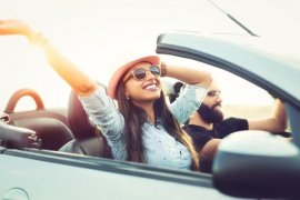 Best Tips for a Road Trip While Pregnant featured by top US travel blogger, Marcie in Mommyland