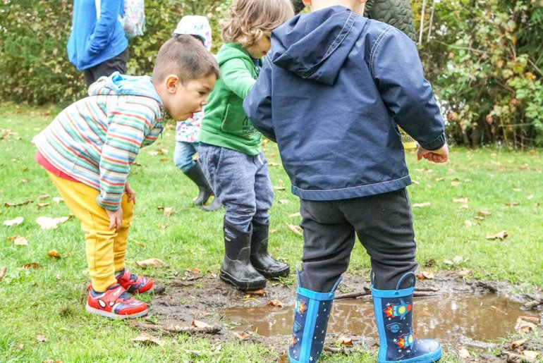 Tinkergarten offers outdoor classes for kids all over the United States