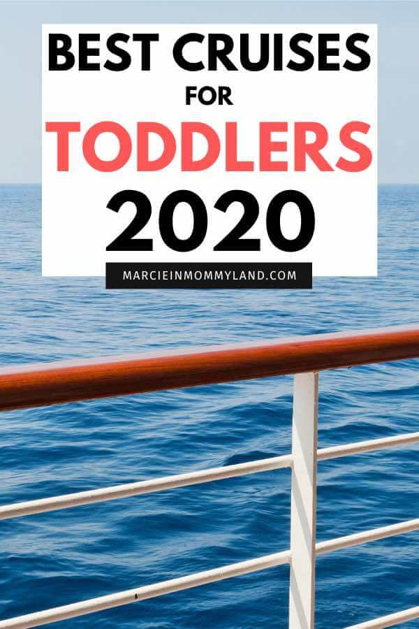 Best Cruises for Toddlers this Year featured by top US family travel blogger, Marcie in Mommyland