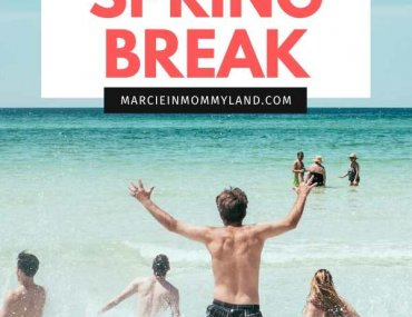 How to Save Money on a Spring Break Vacation featured by top US family blogger, Marcie in Mommyland