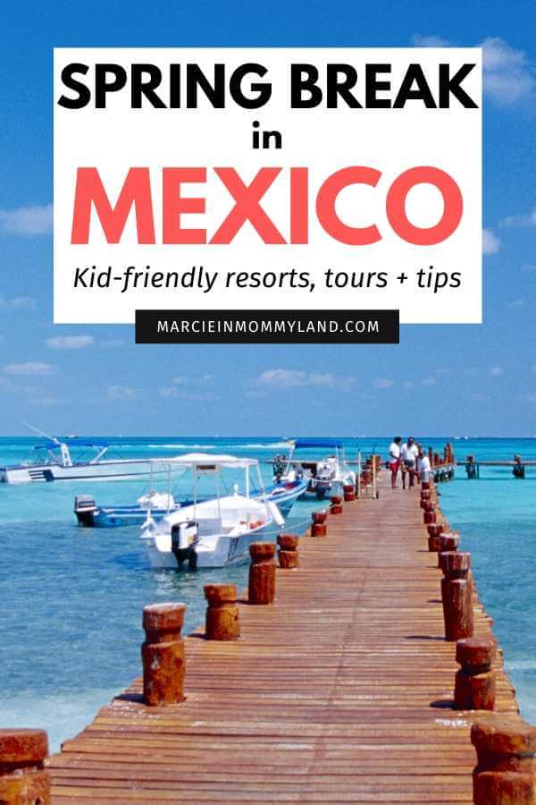 Spring break places with kids